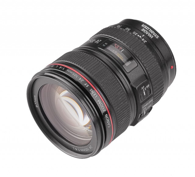 Canon EF 24-105 f/4 L IS USM