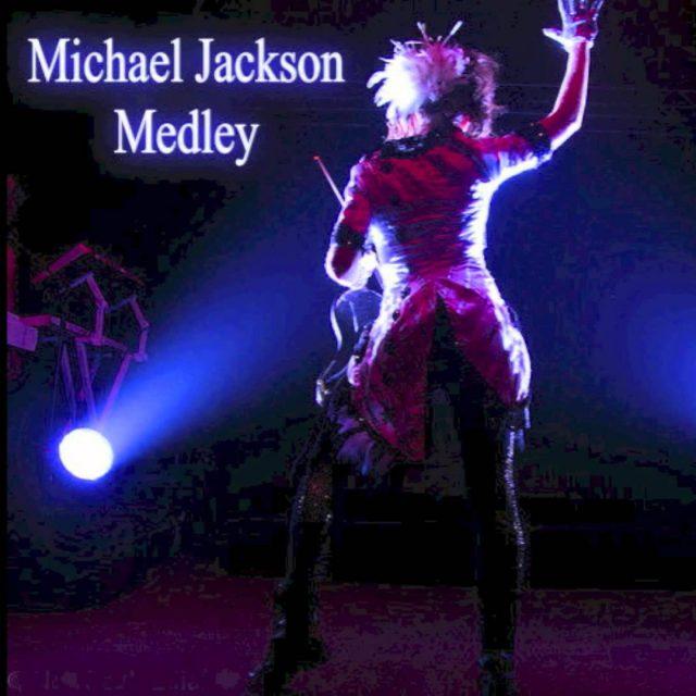 Таня Белая — Michael Jackson Medley