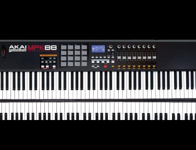 Akai PRO MPK-88 (продается!)