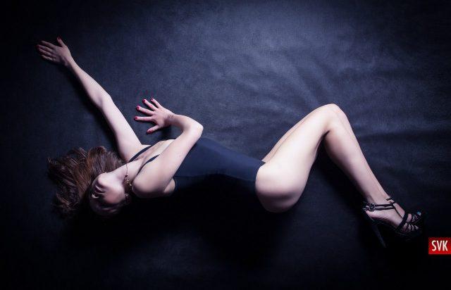Фотография для портфолио эротика