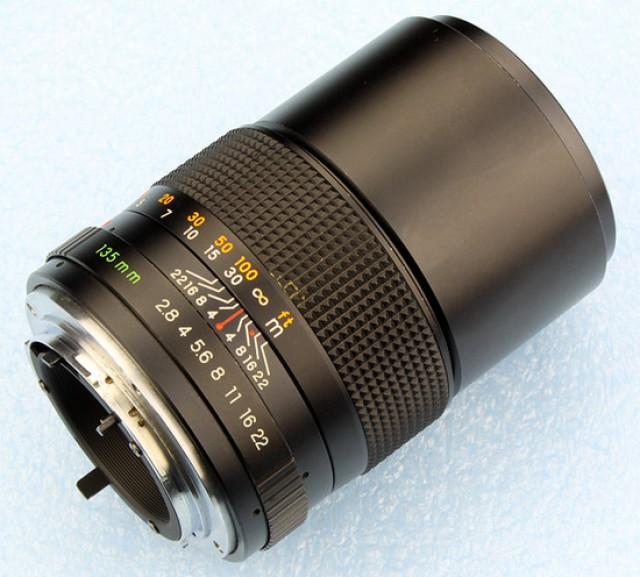 Yashica ML 135 f/2.8