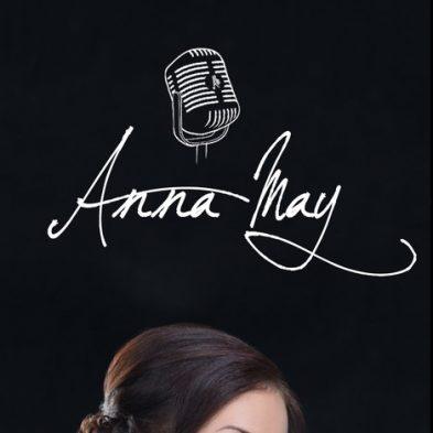 Логотип и аватарка Anna May