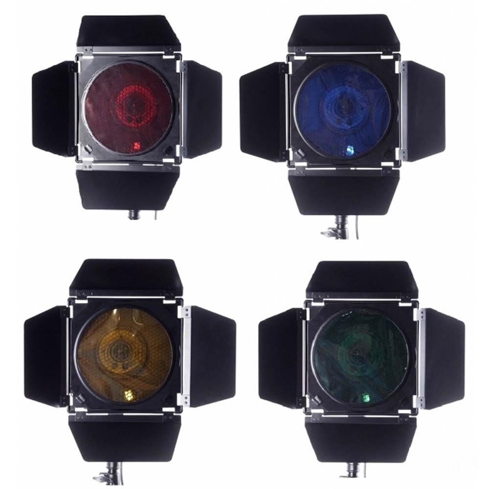 Шторки со светофильтрами